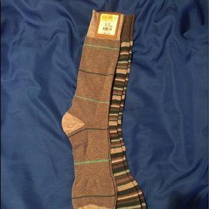 NWT Men's Big and Tall XL Dress Socks
